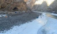 Chaddar trek: Insurance, check-up must for tourists