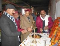 Foundation stone for CUHP to be laid soon: Dhumal