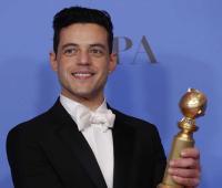 'Bohemian Rhapsody' bags top honours at Golden Globes