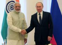 Putin-Modi talk in the new year