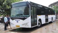Electrical buses to connect sectors in P'kula