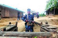 Myanmar calls in military to 'crush' rebels in Rakhine