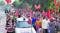 Trade unions up in arms