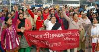 Trade unions go on two-day strike against govt policies