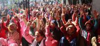 Poor response to strike in Karnal