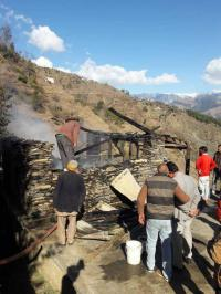 Two kids burnt alive in Chamba