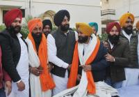 Youth Akali Dal honours 2 district chiefs