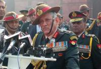 Talks in J&K not possible as long as there is violence: Gen Rawat