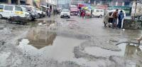 Doda bus stand cries for attention