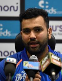 No one has confirmed ticket for the World Cup: Rohit
