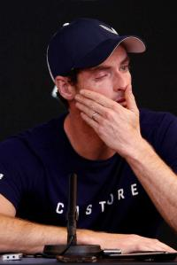 Unable to bear pain, Murray could retire after Oz Open