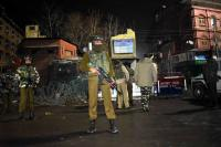 Militants hurl grenade at CRPF bunker
