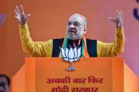Shah, BJP resolution tell party workers not to lose morale due to recent poll reverses