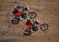 Santosh out of Dakar race