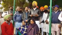 Khaira meets 'police torture' victims