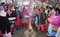 'Dhiyan di Lohri' a huge affair at Rurka Kalan school