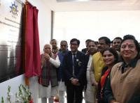 Construction Skill Academy inaugurated at Palwal varsity