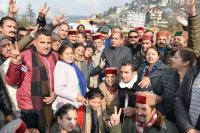 Victory shows people's faith in govt, says CM