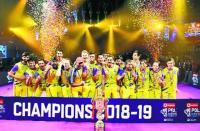 Bengaluru win maiden PBL title
