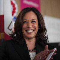 Kamala Harris dons her running shoes, but is the White House her goal?