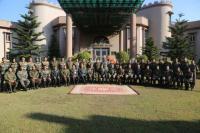 India-Myanmar joint training exercise begins in Chandimandir