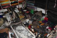 Fire breaks out at cloth showroom in Sector 70