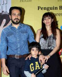 Emraan Hashmi's son is cancer-free