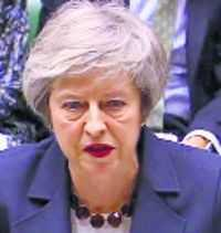 May makes last-ditch bid to win Brexit deal