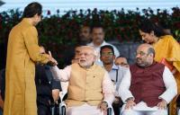 Modi's Mumbai visit sparks talk of Sena-BJP poll tie-up