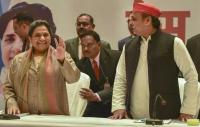 On birthday, Mayawati asks workers to work for SP-BSP victory