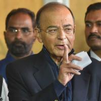 Jaitley in US for medical check-up