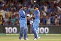 Kohli, Dhoni lead India to series-levelling win against Australia