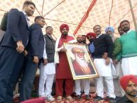 Sidhu begins state tour to distribute development funds
