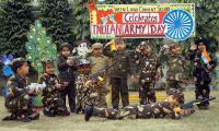 Army Day celebrations