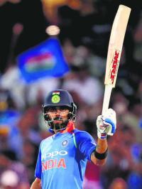 Kohli rules, Dhoni rocks