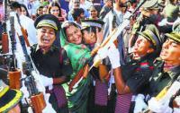 Women unsuitable for frontline combat role