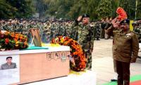 Tributes paid to BSF officer killed in Samba