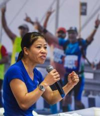 'Hungry' Mary Kom eyes gold at Tokyo Olympics