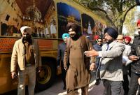 Sidhu for no-construction zone around Kartarpur gurdwara