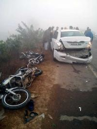 Dense fog claims two lives in Moga