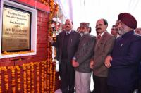 Chief Justice lays stone of court complex at Amb