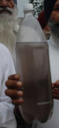 Over 30 pc water unsafe for drinking