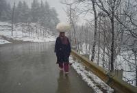 Kashmir under grip of cold wave, Pahalgam shivers at minus 10.3 deg C