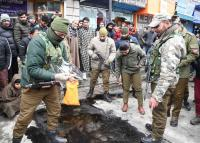 Militants carry out 2 grenade attacks on security forces in Kashmir