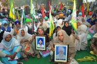 7 farmer unions launch protest