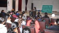 Awareness talk held