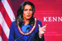 Tulsi Gabbard apologises for her past statement on LGBTQ