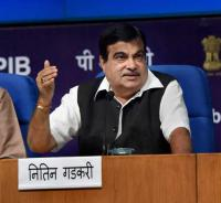 Resolve to make Modi PM again: Gadkari to BJP workers