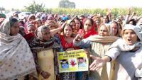 Murder victim cremated in Karnal on MLAs' assurance