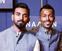 Let Pandya, Rahul play while inquiry is on: BCCI prez to CoA